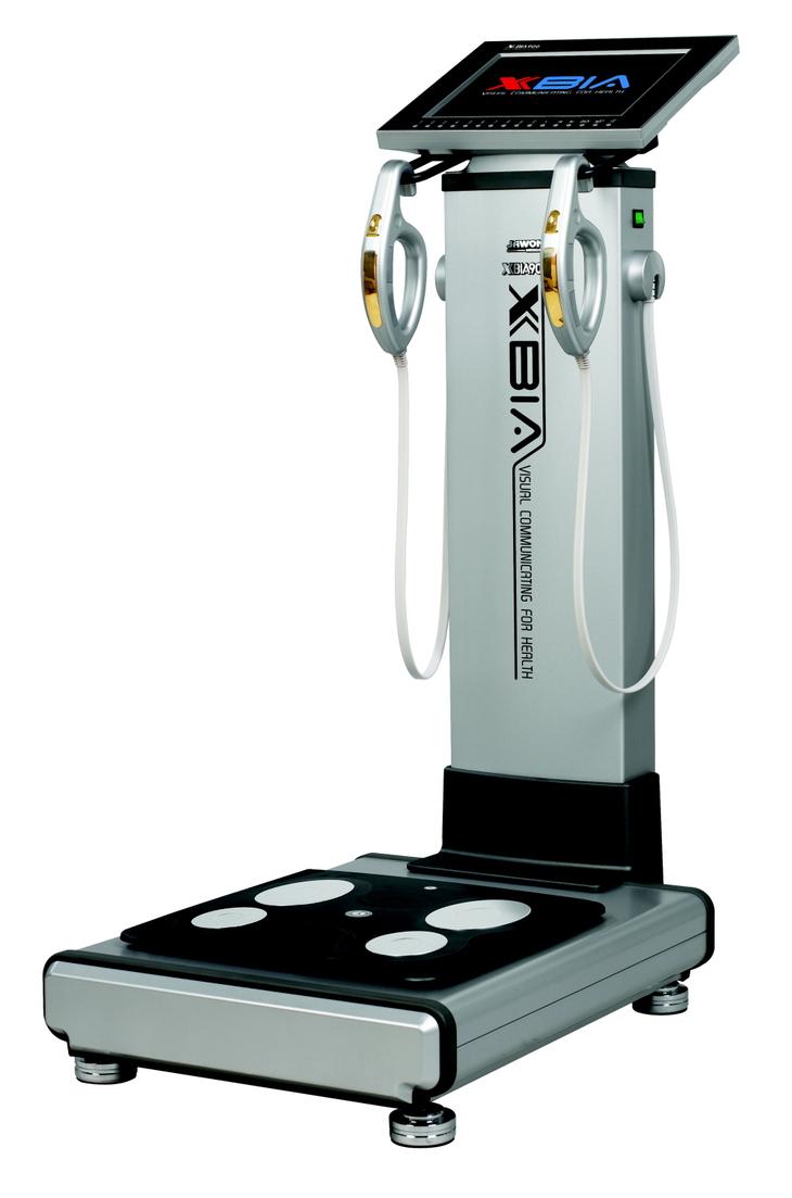 Vår Kroppsanalyse maskin X BIA
